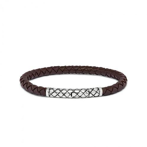 427 Armband Bruin Crossline