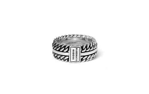 788 Chain Textuur Ring