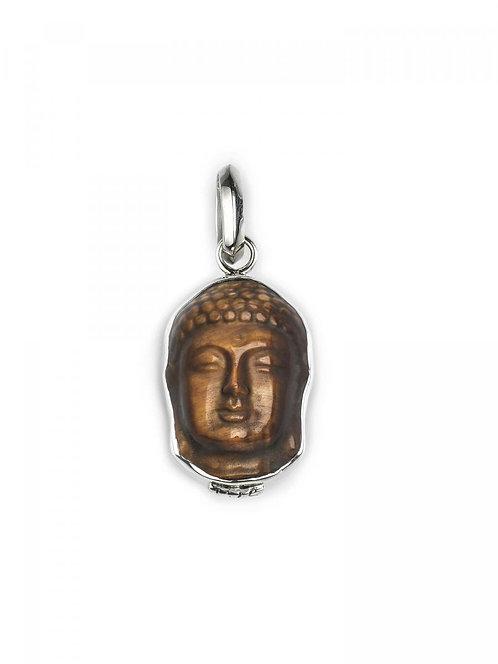 523 Hanger Buddha bruin