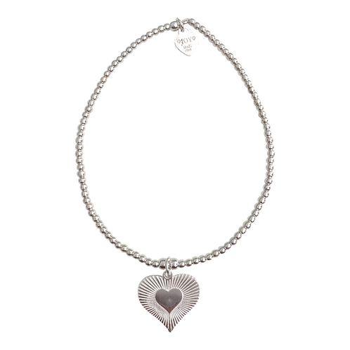 Bracelet Tiny Wishes Galaxy Heart