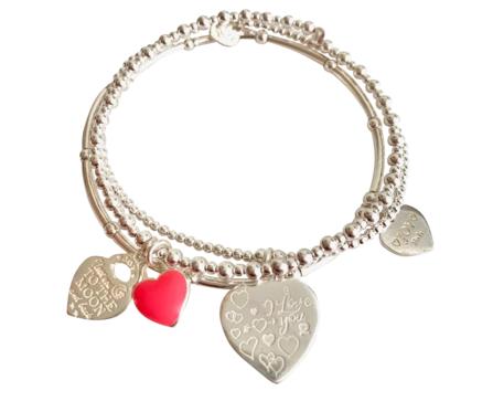 Bracelet Set Sicily Fluo