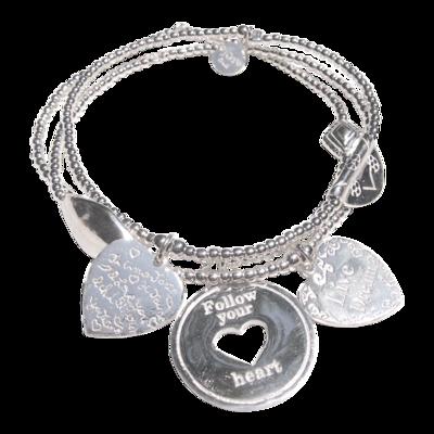 Bracelet Set Telu Follow Your Heart