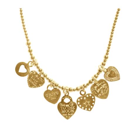 Necklace Buzios Gold