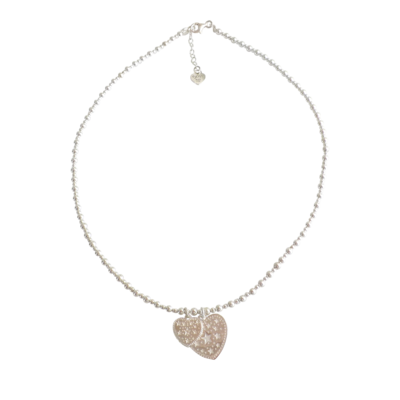 Necklace Indian Pink Les Etoiles