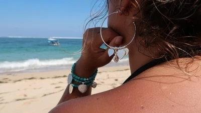 Earring Amar