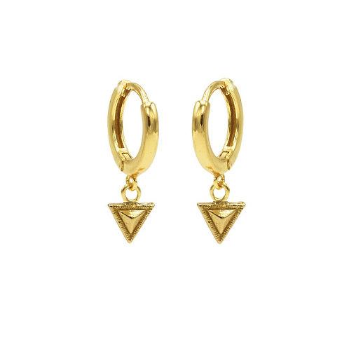 Klapcreool triangle details