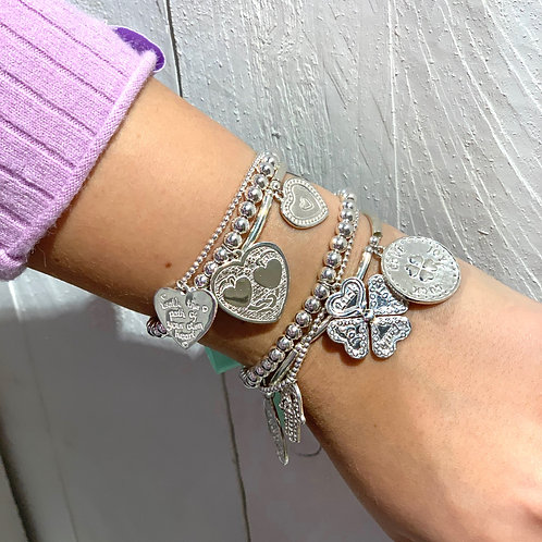 Heart to get armbanden set