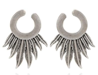 Caracada Earring Zilver