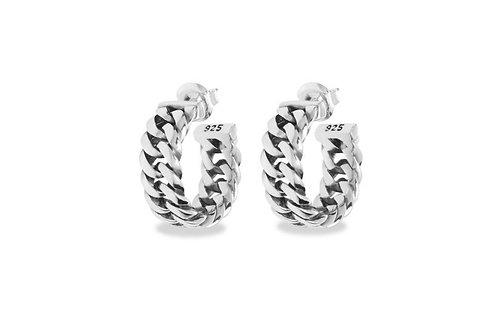 432 Chain Earrings