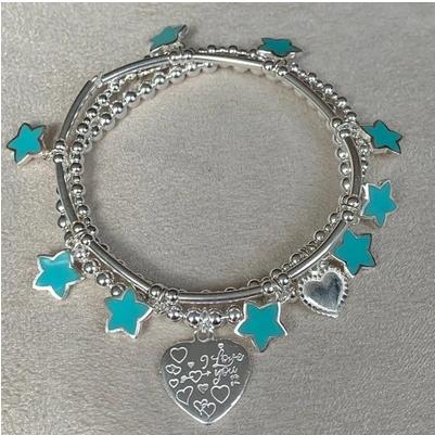 Bracelet Set Garcia Turquoise
