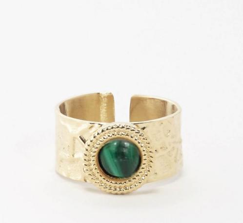 Ring Vintage Groen