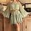 Thumbnail: Korte jurk Darcy Aqua