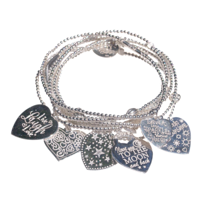 Bracelet Set 7 Sparkle