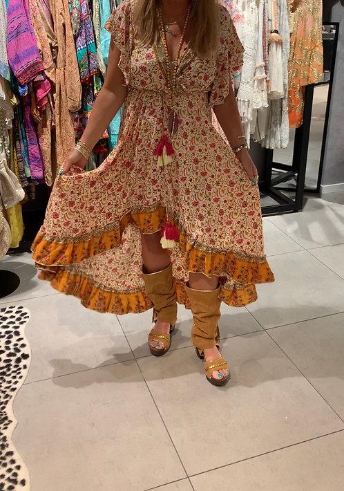 Tarifasul Maxi Dress Print