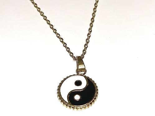 Ketting yin & yang