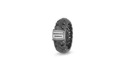 542 Ben Small Black Rhodium Ring