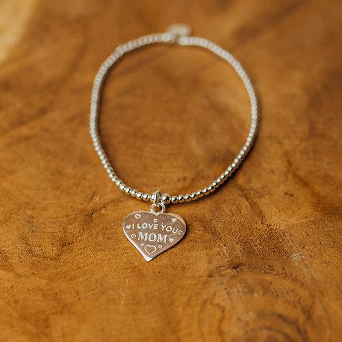Bracelet Tiny Wishes I Love You Mom