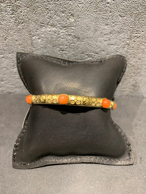 Shabada Bangle 1 - Goud