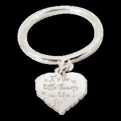 Ring Feliz Little Things