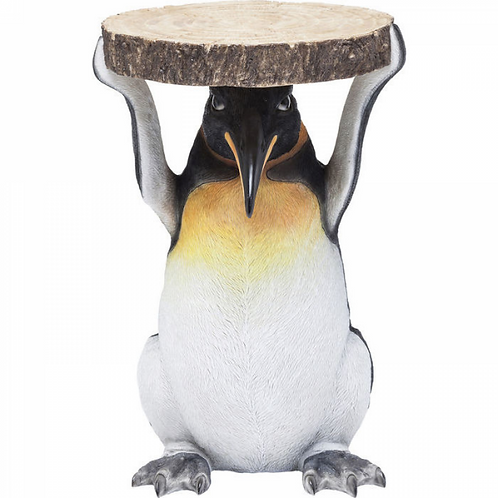 MR PINGUIN - bijzettafeltje of plantenstaander (Kare Design)