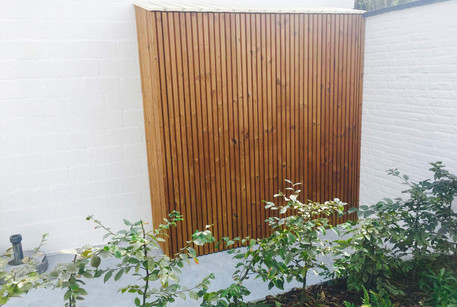 Woning Gent Wolterslaan tuinkast hout (3