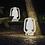 Thumbnail: STORMY M - lantaarnlamp (H 51 cm) voor binnen én buiten - IP 44