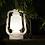 Thumbnail: STORMY - draadloze en oplaadbare LED-lantaarn voor binnen én buiten (Qazqa)