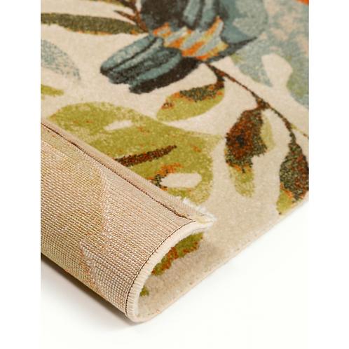 TROPIC veelkleurig hoogpolig tapijt TROPIC in lichte kleuren (Benuta)