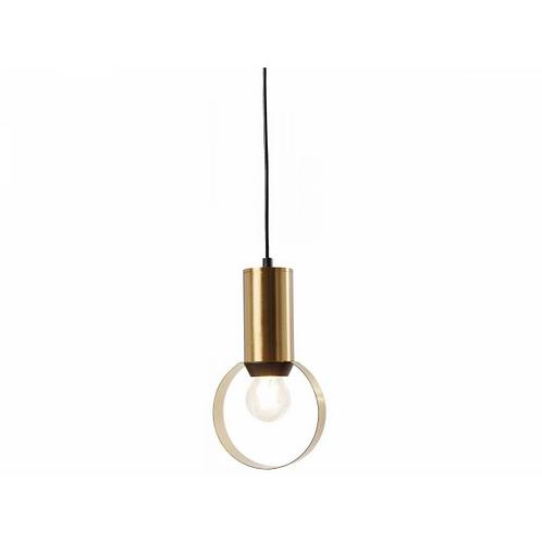 RING OF GOLD - sprekende hanglamp met minimalistisch design (Kare Design)