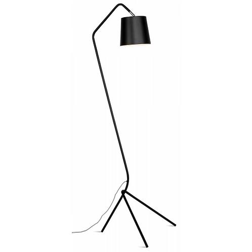 BARCELONA - vloerlamp in zwart metaal (It's About Romi)