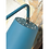 Thumbnail: BARCELONA - vloerlamp in azuurblauw metaal (It's About Romi)