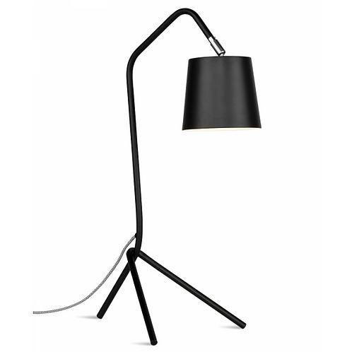 BARCELONA - tafellamp in zwart metaal (It's About Romi)