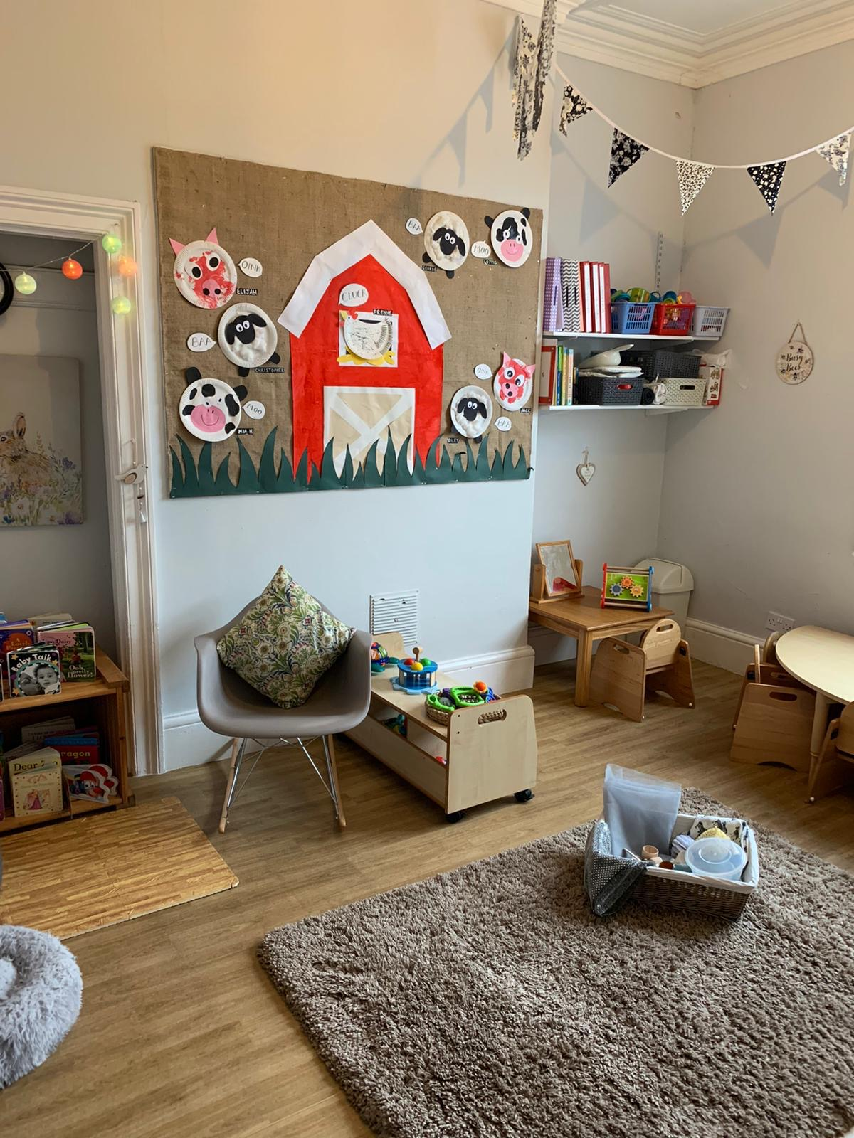 Our Baby Room!