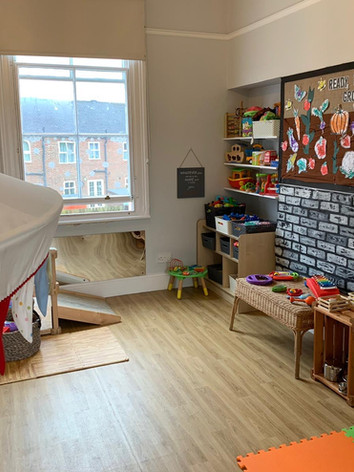 Another look at our Baby Room!