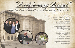 ASE Foundation 2015 Gala ad