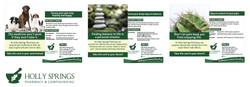 Holly Springs Pharmacy card series