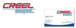Creel Development Branding