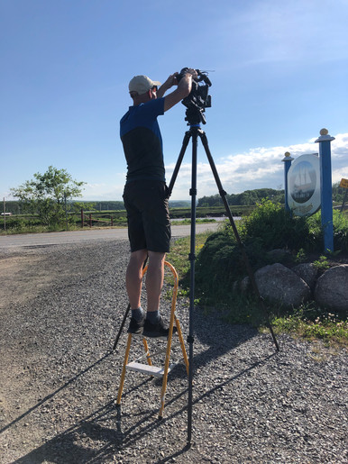 The tallest tripod in town