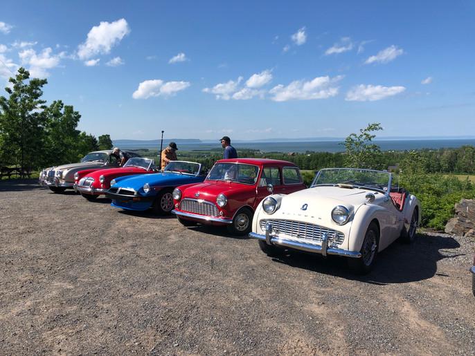 The British Car Club