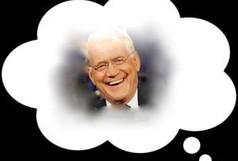 I Dream of Letterman