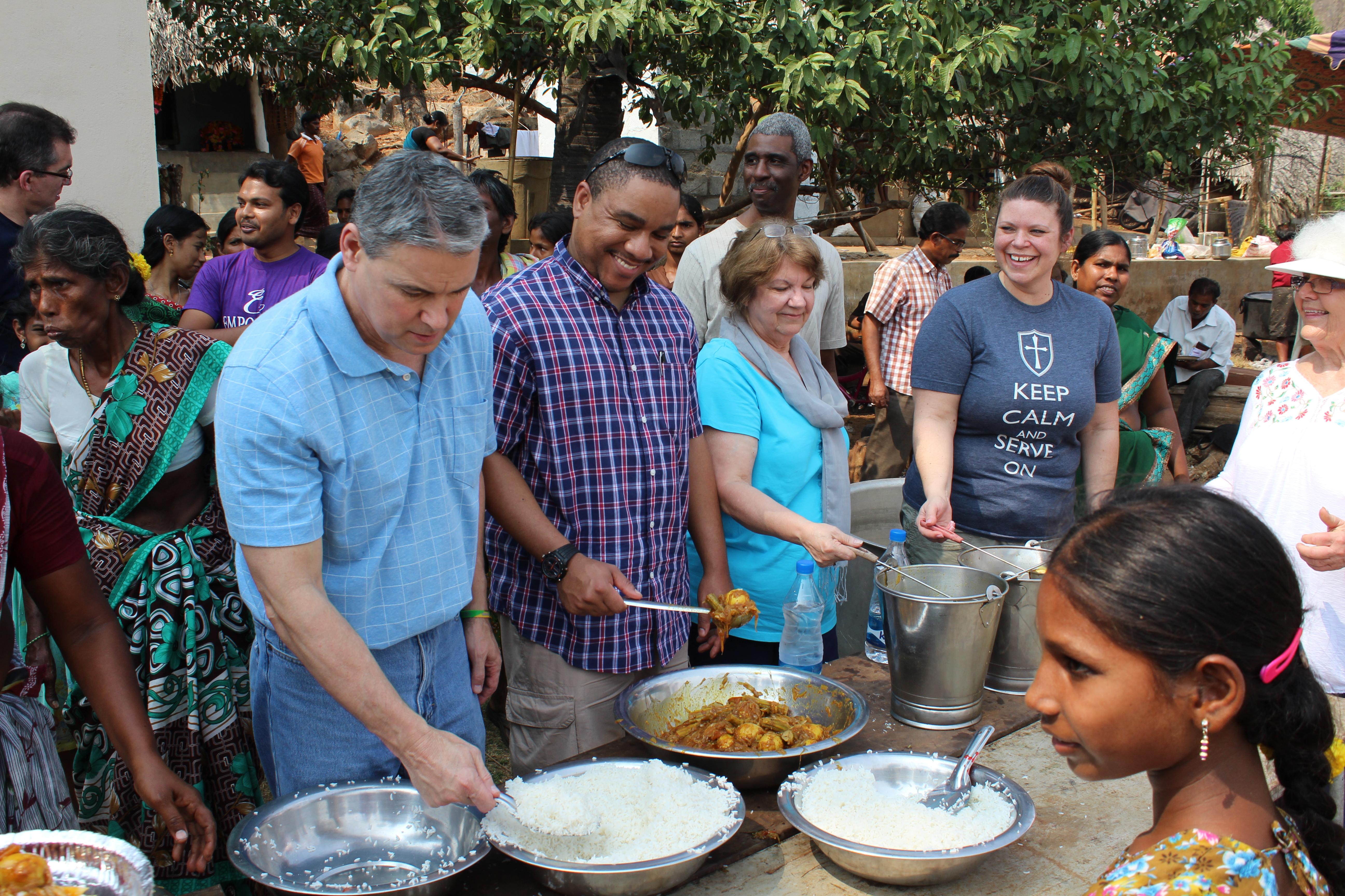 Feeding the Village