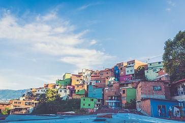 Medellin Slums favelas, Colombia.jpg