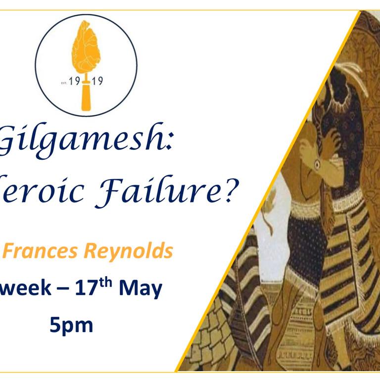 Gilgamesh: A Heroic Failure?
