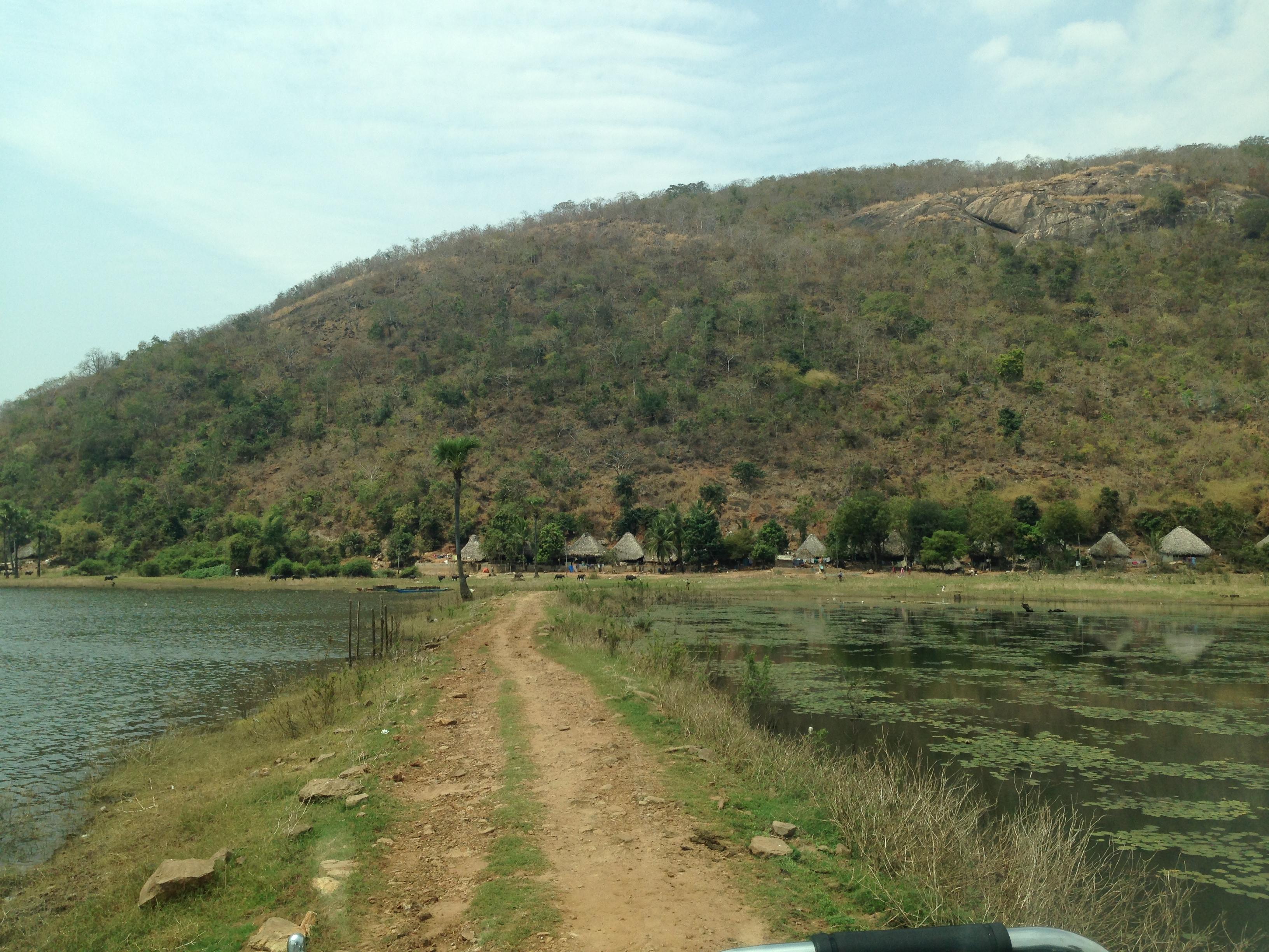 Tribal Village in Andhra Pradesh