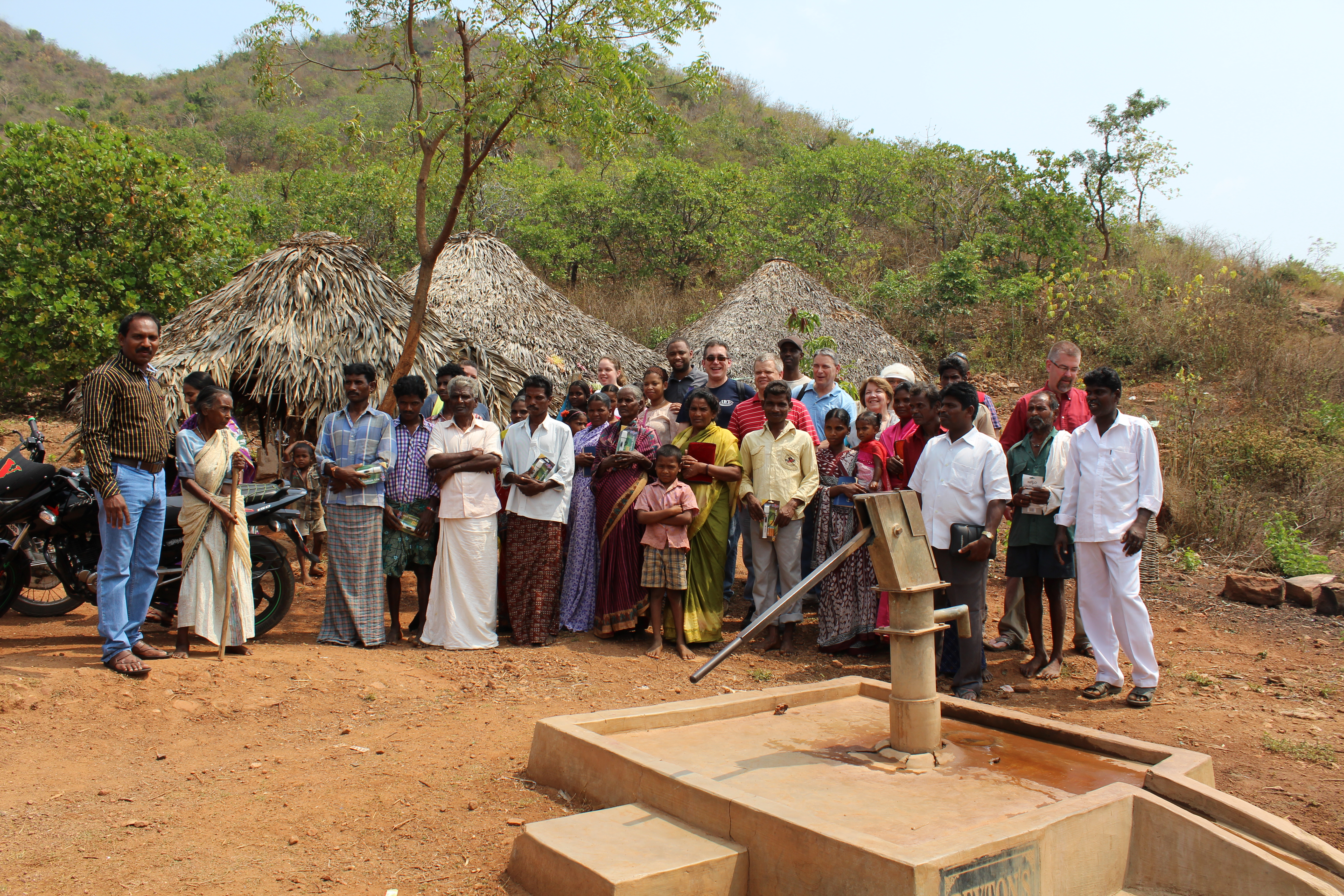 Remote Village Outreach