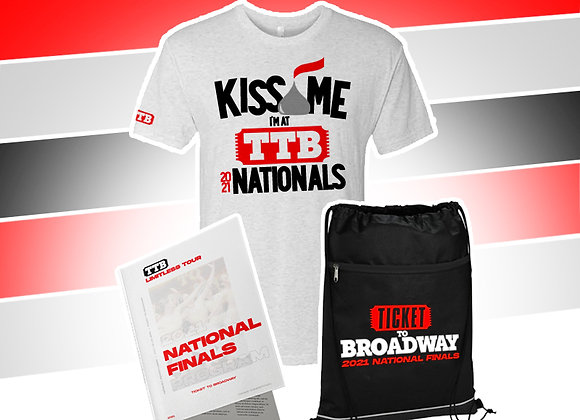 Nationals T-Shirt Package