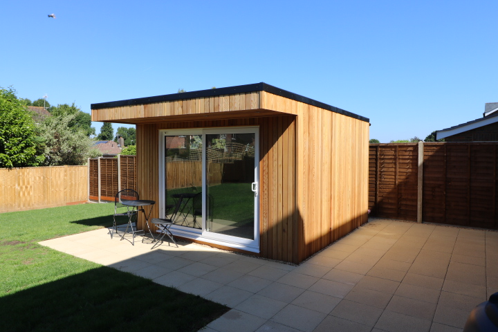 Contemporary Garden Office
