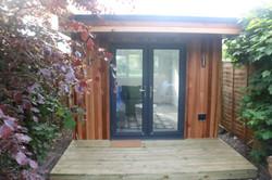 Modern Garden Office