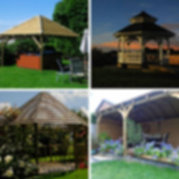 Gazebos Dorking