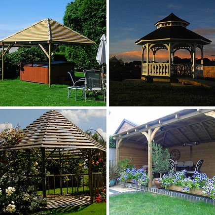 Gazebos Tunbridge Wells